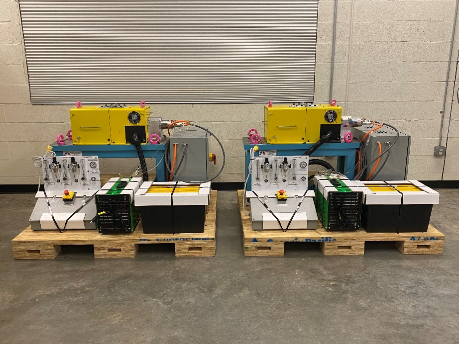 More State-of-the-Art Xdot Foil Bearing Test Rigs Shipped!